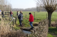Winterwandeling door de Prekers